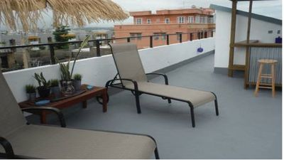 Photo for Walk-up PH: 2 BR + Private Terrace + Views= VALUE!