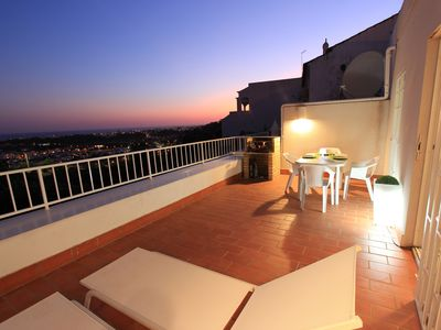 Photo for Amazing T1 - Terrace + Pool + Wonderful Sea View
