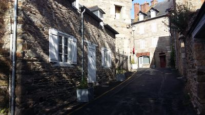 Photo for Charming house of character in the heart of Tréguier.