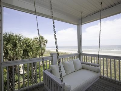 Photo for Gypsy Tide - Event Friendly Ocean Front Paradise - 6 Bedroom Sleeps 15 with Elevator