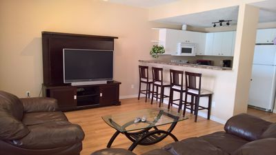 Photo for Beautiful 3BR, 4Beds Suite In Golf Course By West Edmonton Mall, Hospitals, U of A