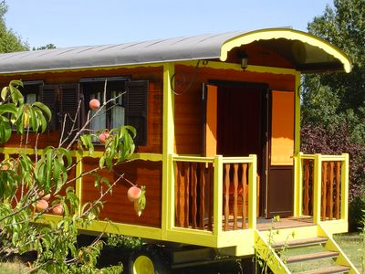 Photo for Gypsy Wood Cottage In The Lot Valley (2 Adults+3 children)