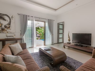 Photo for Amazing Pool Villa, 3 Bedrooms in Rawai