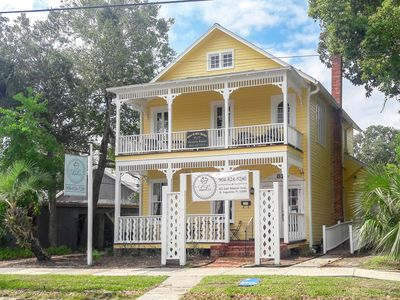 Photo for HISTORIC DISTRICT ~ Walk Everywhere ~ Private Parking!