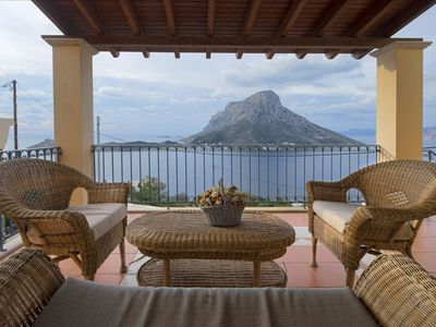 Photo for Wonderful Villa Next To The Sea With Lovely Sea-View