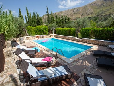 Photo for 4 bedroom Villa, sleeps 8 with Pool, Air Con and WiFi