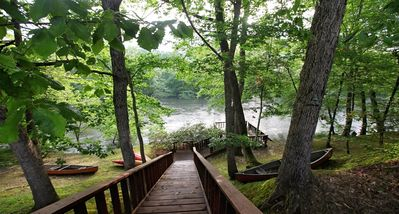 Photo for Jones on the River: Sleeps 6, Smoking Allowed, Wifi, Pet friendly