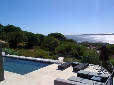 Photo for 4BR Villa Vacation Rental in Sainte-Maxime, Var