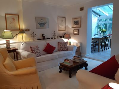 Photo for Charming One Bed Garden Apartment in Notting Hill London (DISCOUNTS IN AUGUST)