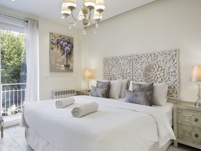 Photo for Sitges Centre Mediterranean Apartments-9 bed/8 bath/2 Jazuzzis-Sleeps up to 20