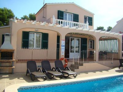 Photo for 3 bedroom Apartment, sleeps 6 in Torre Soli Nou with Pool, Air Con and WiFi