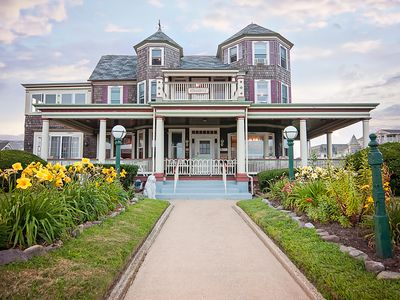Photo for Ocean Front Grand Victorian Mansion