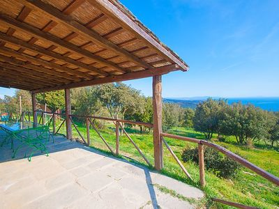 Photo for Vacation home Isole in Castiglioncello - 8 persons, 3 bedrooms