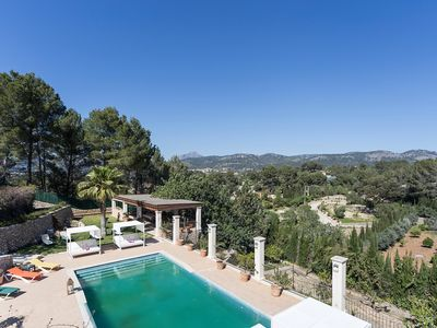 Photo for Holiday home for 12 guests with 550m² in Calviá (120703)