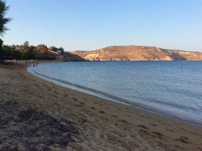 Photo for Sofias' Beachfront House welcomes you in Serifos - Two Bedroom Resort, Sleeps 5