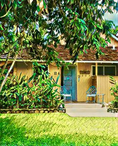 Endless Summer Bungalow (town house, steps from the ocean)