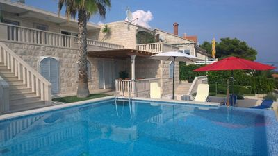 Photo for House in Puntinak (Brač), capacity 12+2