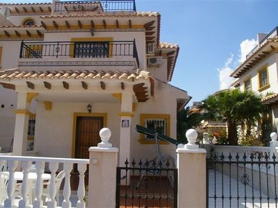 Photo for Fabulous 2 bedroom Quad Villa in lovely Urbanisation close to amenities
