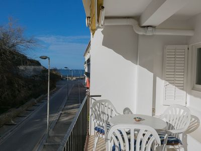 Photo for 1 bedroom apartment in Sa Riera, Begur, 50m to the beach and terrace (Ref:H28)