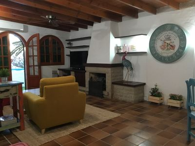 Photo for Villa, private pool, wifi, satellite channel, free parking, air conditioning