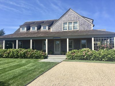 Photo for Beautiful Designer 5BR Home in Sconset