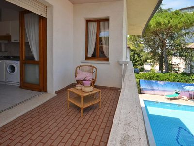 Photo for One bedroom Apartment, sleeps 4 in Lignano Sabbiadoro with Air Con and WiFi