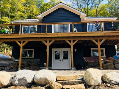 Astounding Brand New 5Bed Waterfront Cottage North Frontenac North Frontenac Interior Design Ideas Inamawefileorg