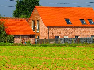 Photo for Nice and cosy cottage in the heart of the Flemish Ardennes. All-in costs.
