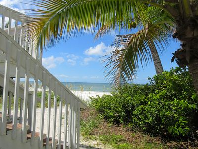 Photo for Make Family Memories in Charming Beach Cottage Right On The Sand And Surf!