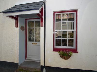 Photo for Country Terrace Cottage close to the River Dart and Totnes Town Centre