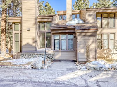 Photo for Remodeled, luxury townhome w/ shared pool, hot tub, & complex game room!