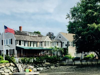 Historic Waterfront Home