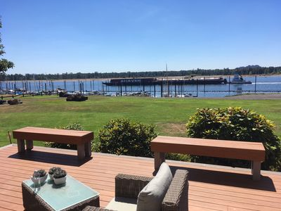 Photo for Water Front Executive Style Home