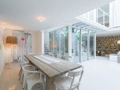Photo for CANNES CENTER - Large and beautiful LOFT DESIGN - TERRACES - GARAGE - CLIM - WIFI