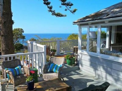 Photo for Charming Laguna Beach Cottage, Steps From The Beach