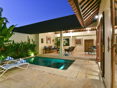 Photo for Private Villa Seminyak 2 Bedroom Pool