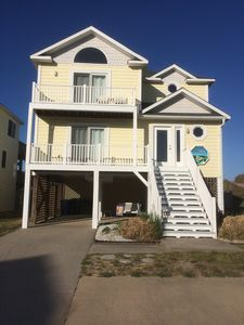 Photo for Oceanfront, Pool, Hot Tub, 6 Bedrooms, 5 & 1/2 Baths, Handicap Chair Lift, MP10