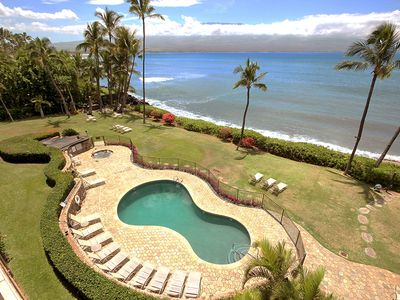 Photo for Maalaea Banyans Oceanfront Combo (Unit 409 and Unit 418)