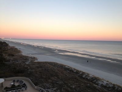 Photo for Seventh Heaven!! Oceanfront condo with Endless Views!