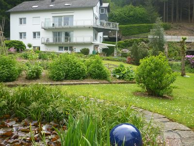 Photo for A spacious and well kept holiday home at the foot of the Schwarzer Mann.