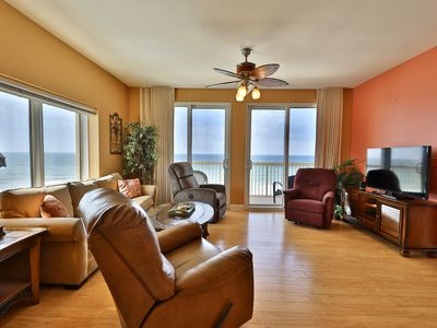 Photo for Calypso 3BR/3BA Low 6th Flr Deal 10/26-11/2  4 Free Beach Chairs 3/1-10/31