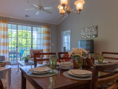 Photo for BareFoot Resort Beauty--Spacious Condo Newly Renovated w/ All the Extras!!!