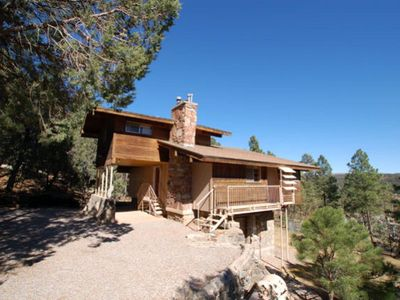 Photo for Spacious House nestled in Ruidoso Pines