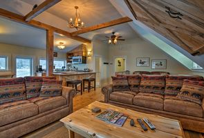 Photo for 2BR Apartment Vacation Rental in Elmore, Vermont