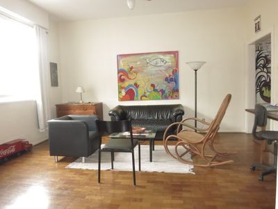 Photo for Nice apartment, well located in the Flamengo district for 30 to 90 days