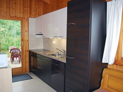 Photo for House 357 m from the center of Nendaz with Parking, Washing machine, Balcony, Garden (37631)
