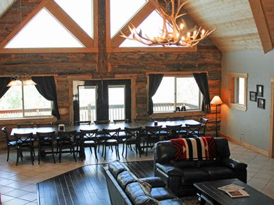 Photo for SPACIOUS Secluded Sanctuary! 25 min from Park City, Sleeps 24