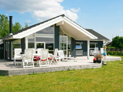 Photo for Sprawling Holiday Home with Indoor Whirlpool at Jægerspris
