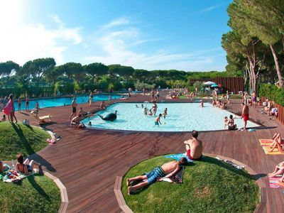 Photo for Mobile Homes Orbetello, Albinia  in Maremma - 5 persons, 2 bedrooms