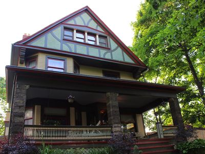 Photo for 5 Bedroom - Beautiful Century Home Minutes from Downtown & Lake